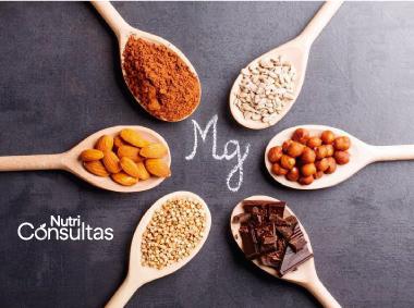 Nivel de magnesio en el cuerpo: alimentos ricos en magnesio