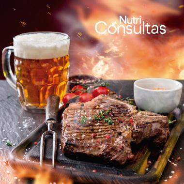 Ácido úrico: alimentos altos en purinas, cerveza y carne