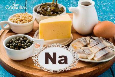 Nivel de sodio en el cuerpo: alimentos altos en sodio