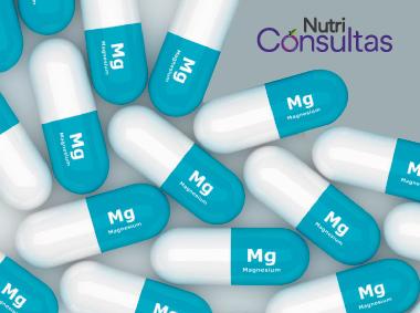 Nivel de magnesio en el cuerpo: complementos de magnesio
