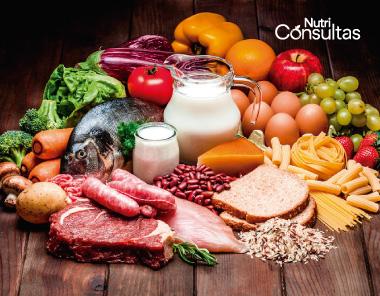 Nutrición: nutrientes esenciales