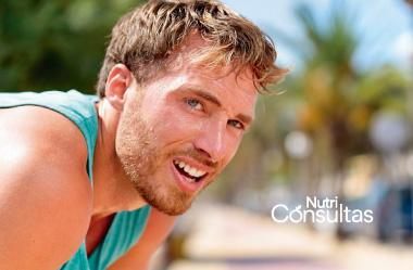Nivel de sodio en el cuerpo: hiponatremia, sudoración excesiva