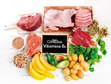 Vitamina B6: alimentos
