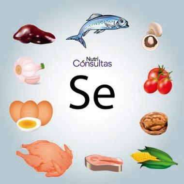 Selenio: alimentos ricos en selenio