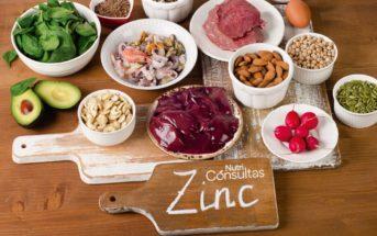 Nivel de zinc en el cuerpo: alimentos ricos en zinc