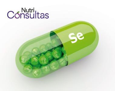 Nivel de selenio: mineral antioxidante