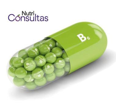 pastilla de vitamiba B6