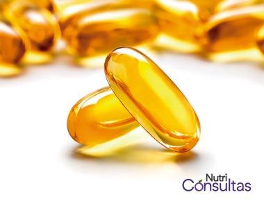 Ácidos grasos omega 3: cápsulas de omega 3