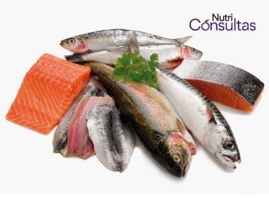 Ácidos grasos omega 3: dieta alta en pescado