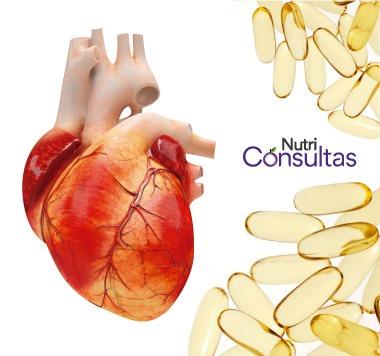Ácidos grasos omega 3: salud del corazón