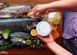 Precauciones al comer pescado durante el embarazo