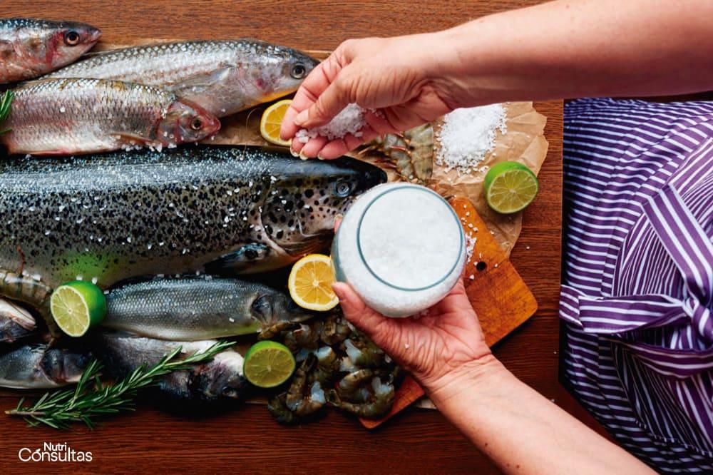 pescado que no se puede comer durante el embarazo