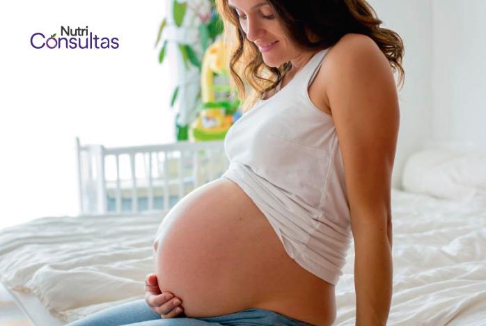 Comer pescado durante el embarazo: salud del bebé