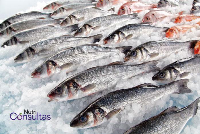 Comer pescado durante el embarazo: variedad de pescados