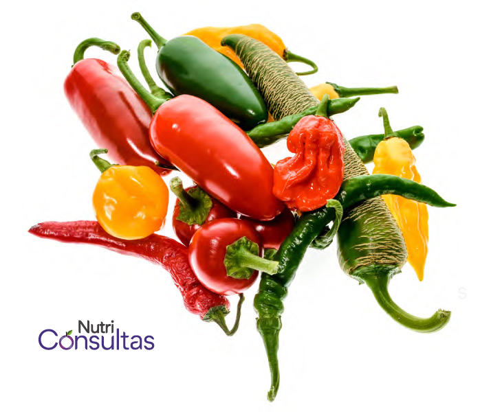 Tipos de chiles mexicanos: beneficios nutricionales del chile