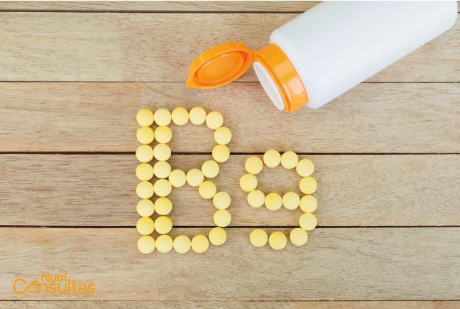 pastillas de Vitamina B9