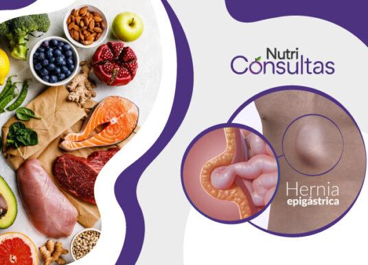 Dieta de la hernia epigástrica: el papel del consumo de fibra